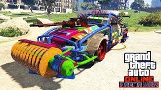 هذه هي أقوى وأسرع سيارة حربية في قراند أونلاين | GTA Online Arena War thumbnail