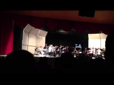 Marshall Junior High School Band