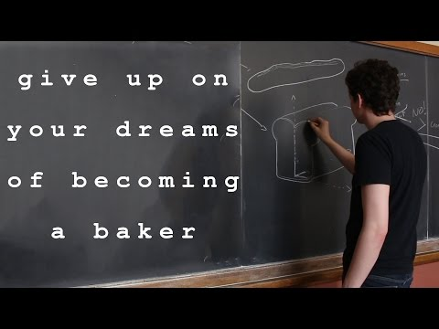 Give up on Your Dreams of Becoming a Baker | bdg