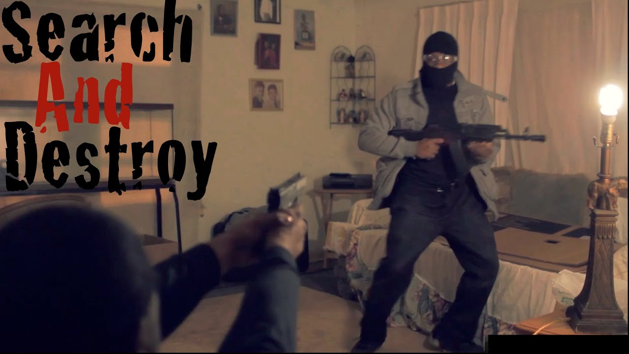 Search and Destroy - YouTube