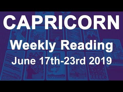 capricorn weekly tarot december 19 2019