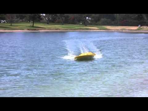 Oceanscience Q-Boat 1800P for the SonTek River Surveyor M9 ADP