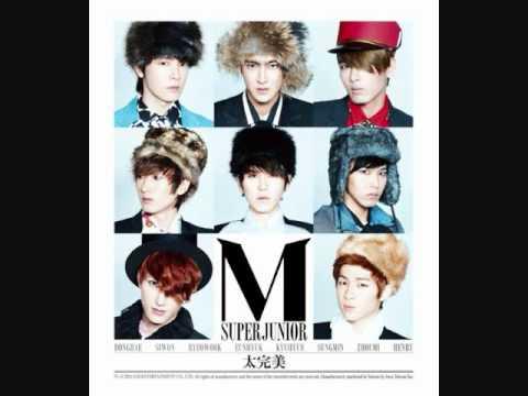 Super Junior-M - The Whisper of West Wind
