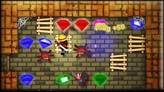 Ninja Miner 2 - Game Walkthrough (1-10 lvl)