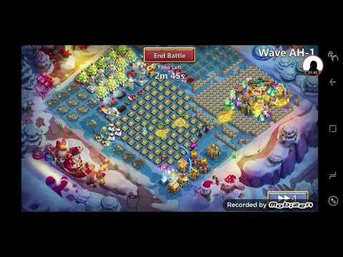 Castle Clash HBM AH Rank 1 Setup In Description
