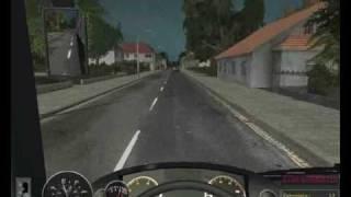 City bus simulator 2010 Usedom.