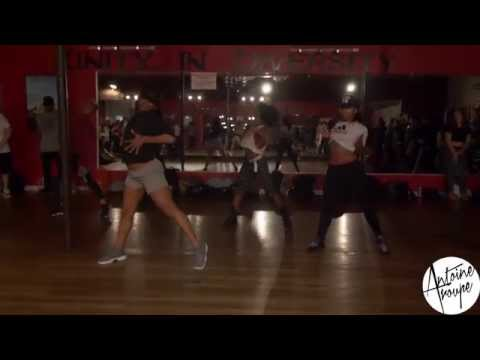 Adrian Marcel - Girls Love Beyonce | @AntoineTroupe Choreography | Class Footage