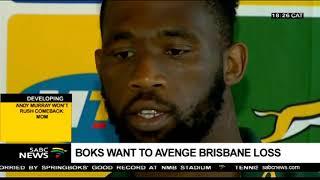 boks ready for the wallabies clash at nelson mandela bay stadium