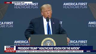 AMERICA FIRST: President Trump Signs Executive Action Protecting Pre-Existing Conditions