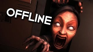 Top 10 OFFLINE Android HORROR Games of 2017