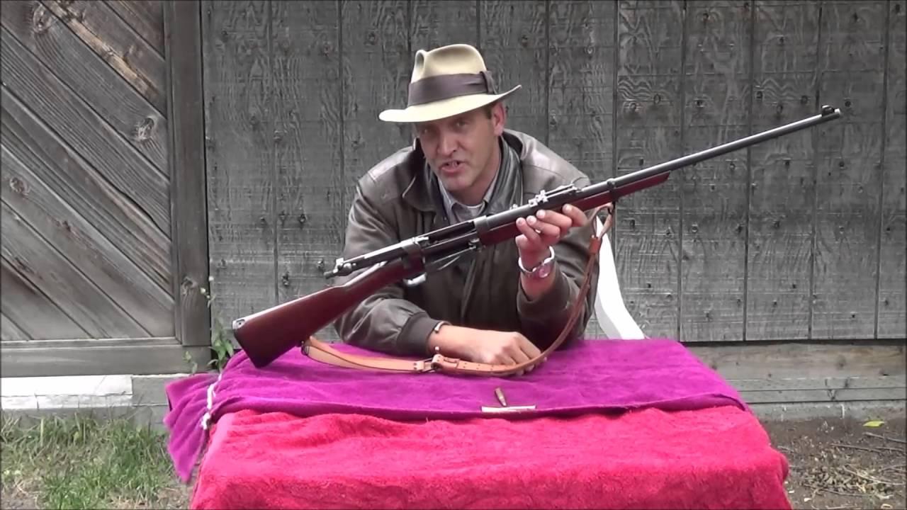 3040 Krag Rifle Review  Youtube