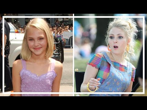 AnnaSophia Robb | Amazing Transformation from 4 To 23 Years Old