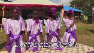 Buganda Wedding | African Slum Journal