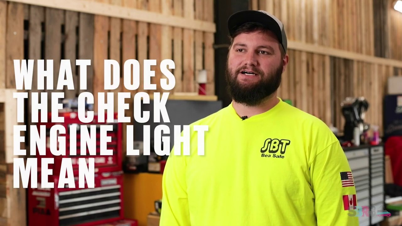 Understanding Your Car's Check Engine Light