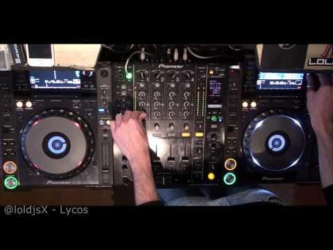 Sesión 'Bumping en Zapatillas de Casa' Vol.1 - Dj Lycos @ LoldjsX - Pioneer CDJ-2000NXS + DJM-900NXS