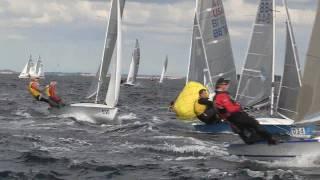 Highlights Race Day 4 - The 2010 SAP 5O5 World Championship