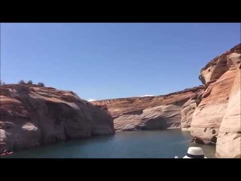 US Trip: Powell Lake & Colorado River 2016