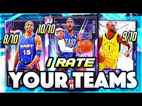 I RATE YOUR TEAMS!! #13 | NBA 2K20 MyTEAM SQUAD BUILDER REVIEWS!!