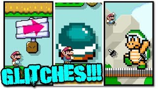 Memory Modded Mess GLITCH Level! | Super Mario Maker | BTG