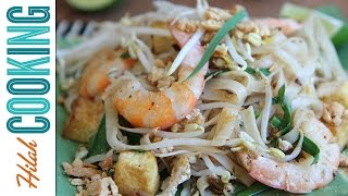 Pad Thai Recipe    Hilah Cooking