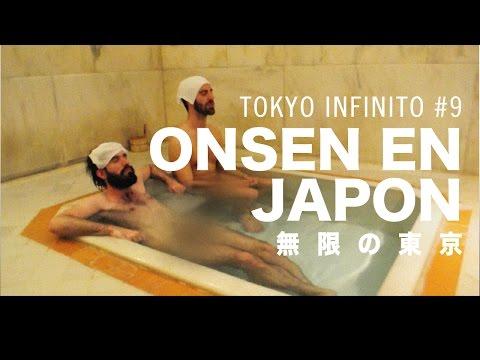 Onsen en Japón   Tokyo Infinito #9