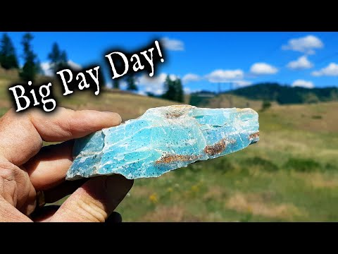 I FOUND $40,000 IN GEMSTONES 3 HOURS!!