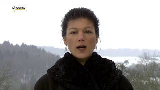 Tagesgespräch mit Sahra Wagenknecht am 06.02.18