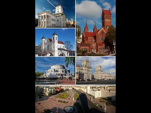 Minsk | Wikipedia audio article