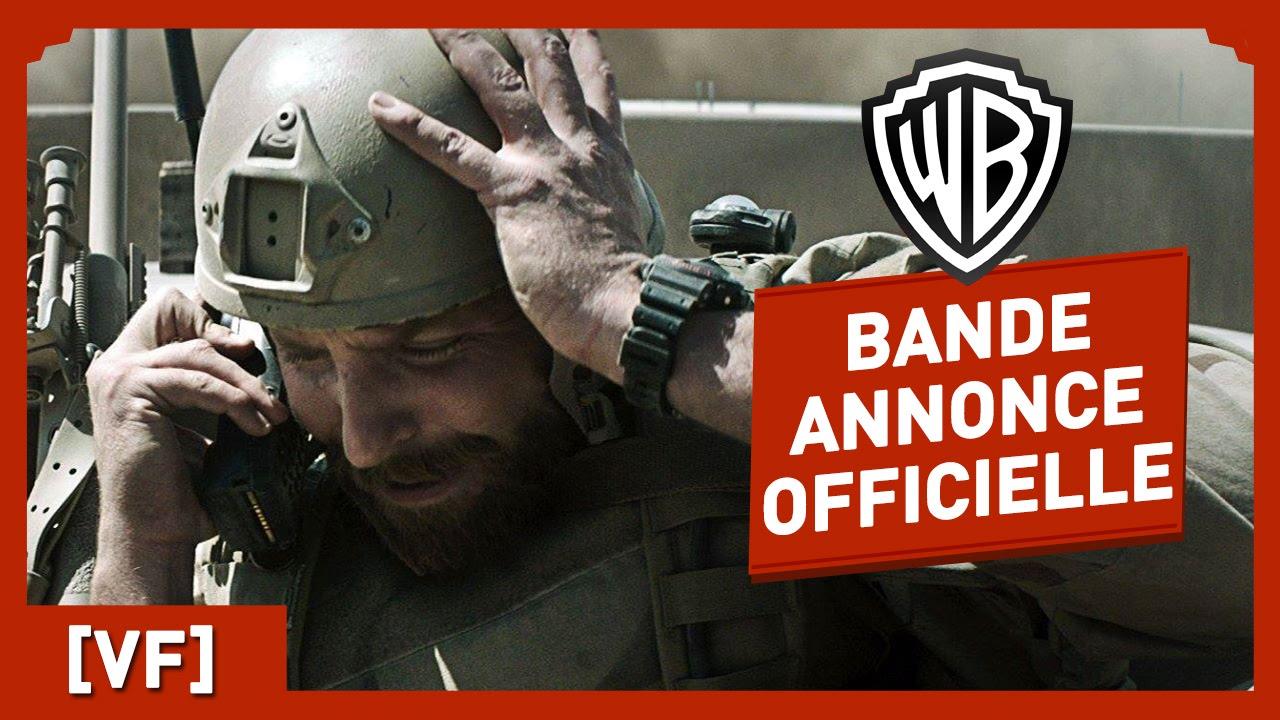 American Sniper - Bande Annonce Officielle 3 (VF) - Bradley Cooper / Clint Eastwood