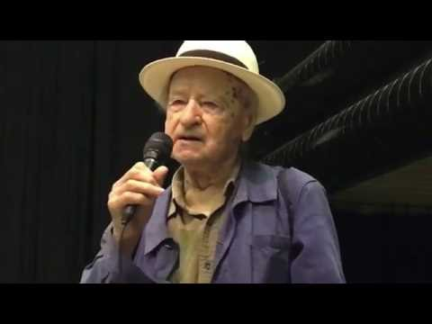 """Jonas Mekas about his movie «Walden»:Forget the word """"experimental""""!"""