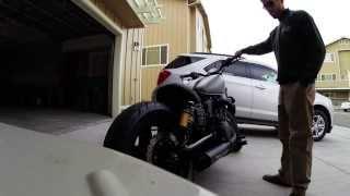 Tailgunner Exhaust - 2014 Yamaha Bolt
