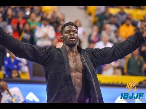 Devhonte 'Bones' Johnson: Unity Jiu Jitsu: IBJJF Highlight: Purple Belt World Champion: