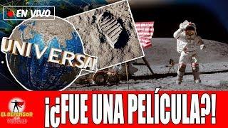 Misterio Por Fin Revelado: ¿EUA Nunca Llegó a La Luna y Todo Fue Filmado En Universal Studios?