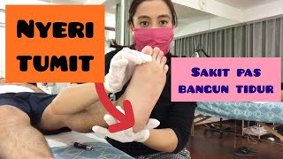 NOTE : This Therapy just for Bunion type one (Primary) only. Tutorial ini hanya membahas cara sederh.
