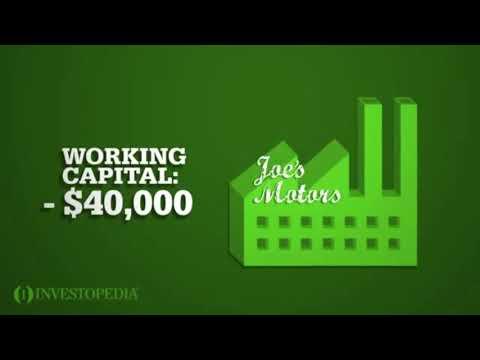 Что такое оборотный капитал?