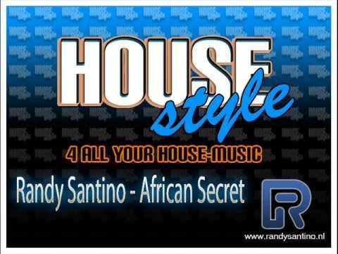 Randy Santino - African Secret