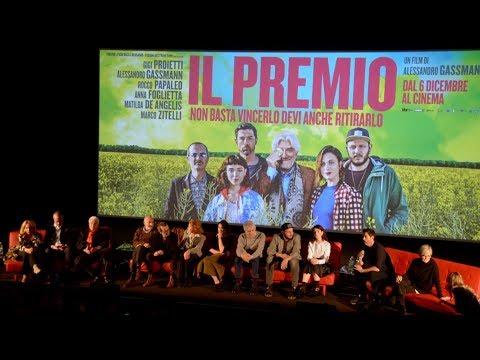 Il Premio: il terzo film di Alessandro Gassman, che riunisce intorno a sé un cast d'eccezione