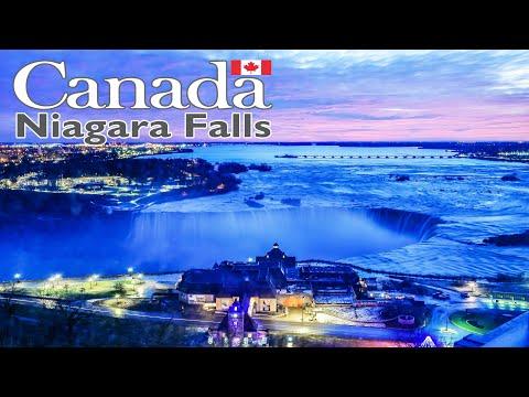 Niagara Falls Canada   View From The Top