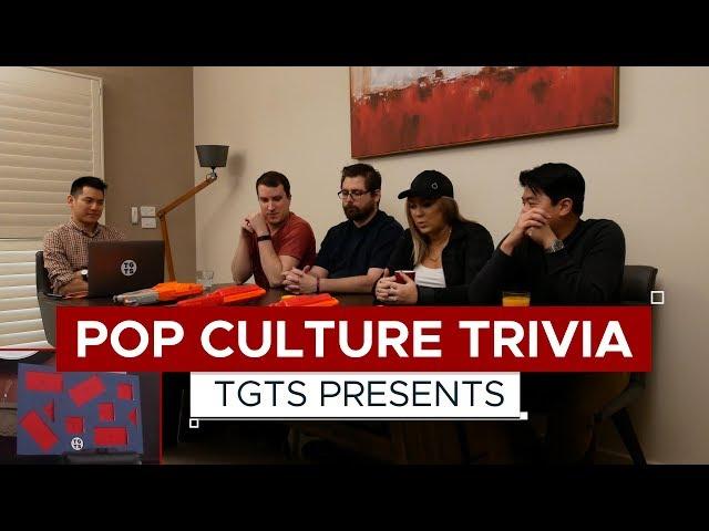 Pop Culture Trivia   TGTS S3E12