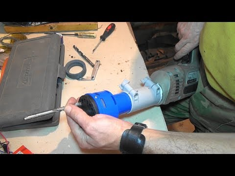 Насадка на дрель для заточки сверла Drill bit for drill bit sharpening