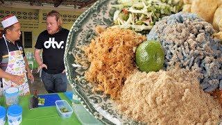 Resepi Nasi Kerabu Sedap — Mat Salleh Cari Makan