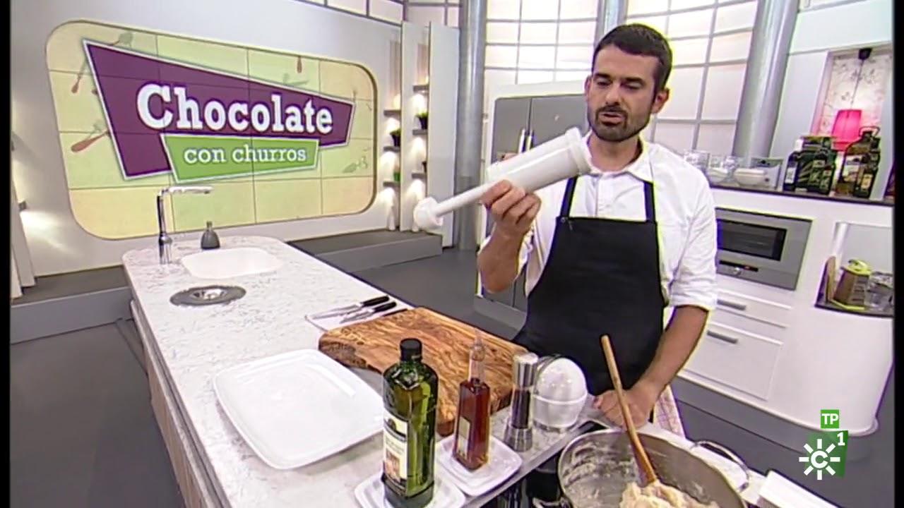 Cómetelo | Chocolate Y Churros
