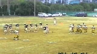 20011021 姫路獨協大学vs兵庫医科大W