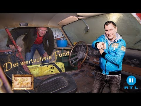 Der wertvollste Fund - Der Trödeltrupp - RTLII