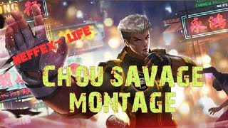 CHOU MONTAGE- NEFFEX- LIFE