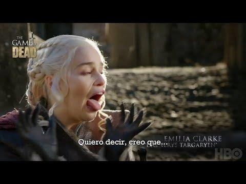 Game of Thrones: 7x07 | El elenco comenta la Unión de Hielo & Fuego (Subtitulado)