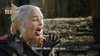 Game of Thrones: 7x07   El elenco comenta la Unión de Hielo & Fuego (Subtitulado)