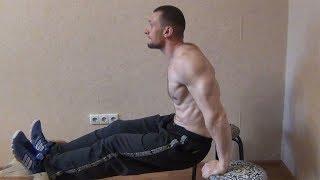 Базовая тренировка в домашних условиях для мужчин