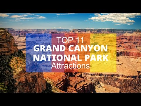 Top 13. Best Tourist Attractions in Grand Canyon National Park - Arizona