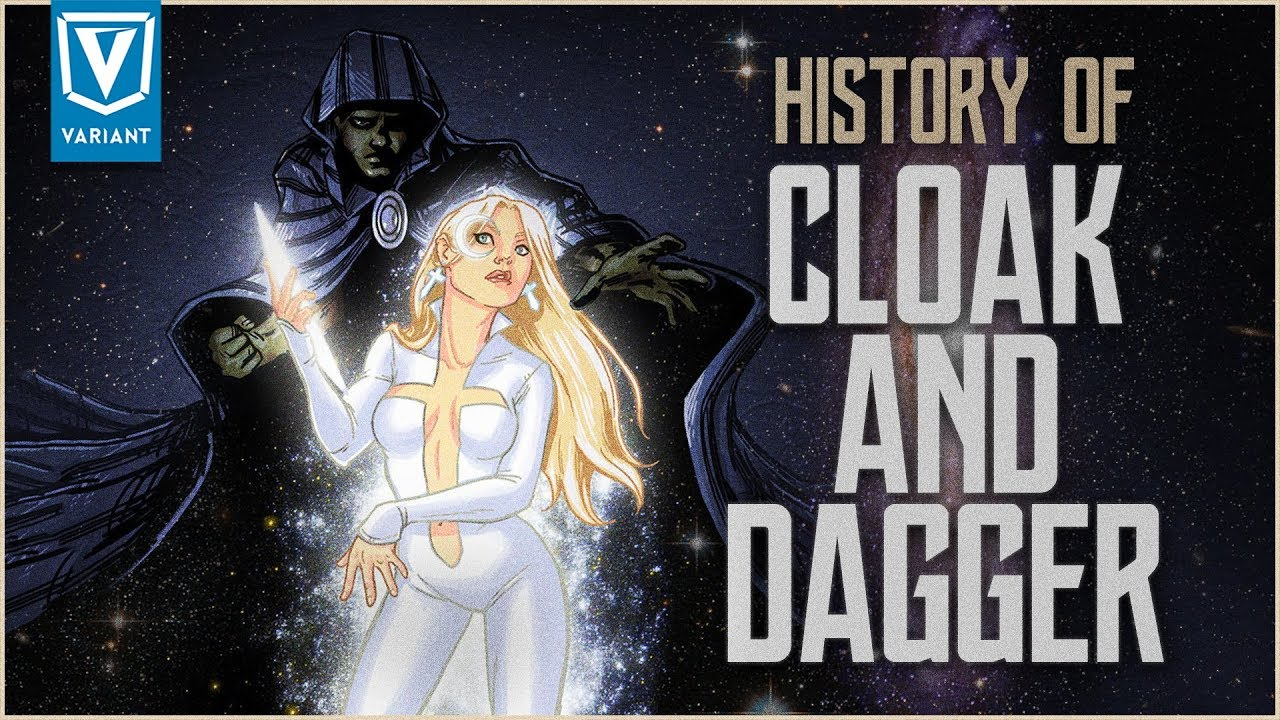 Download History of Cloak And Dagger!